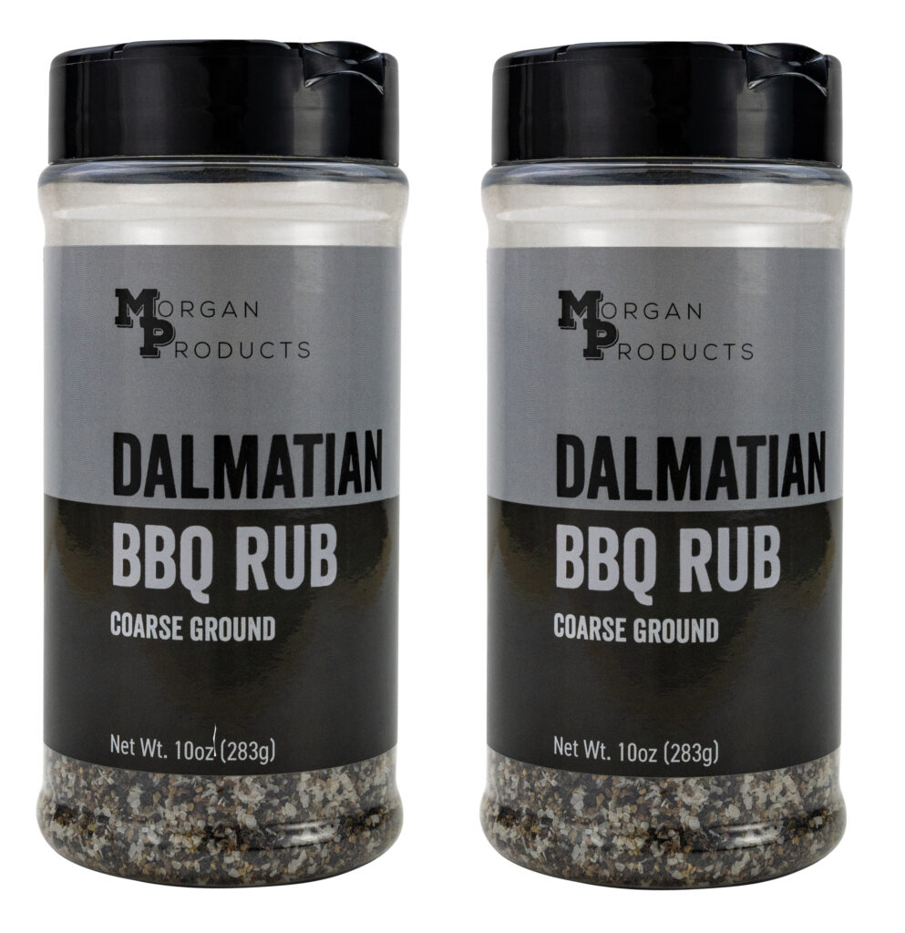 Dalmation BBQ Rub (10oz) (2pk)