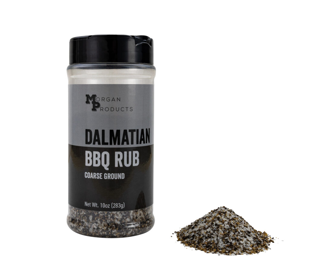 Dalmation BBQ Rub (10oz)